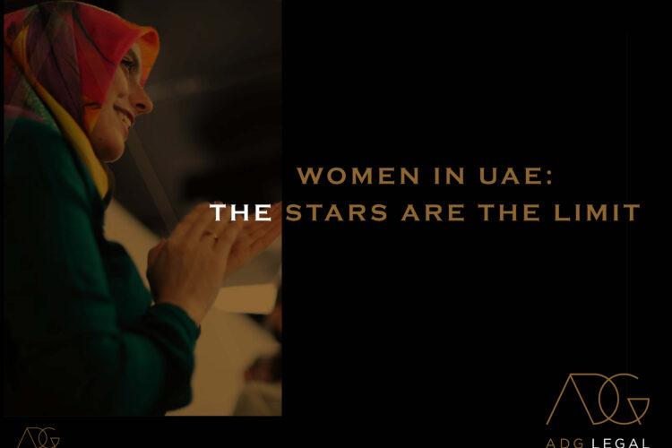 WOMEN IN THE UAE, THE STARS ARE THE LIMIT: FEMALE BOARD REPRESENTATION IN UAE COMPANIES