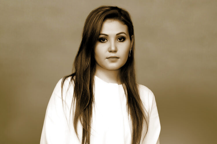 Malika Kashagonova