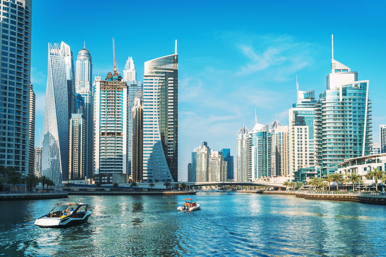 Dubai Marina, legal firm