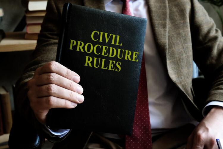 Recent Amendments to the Civil Procedure Code