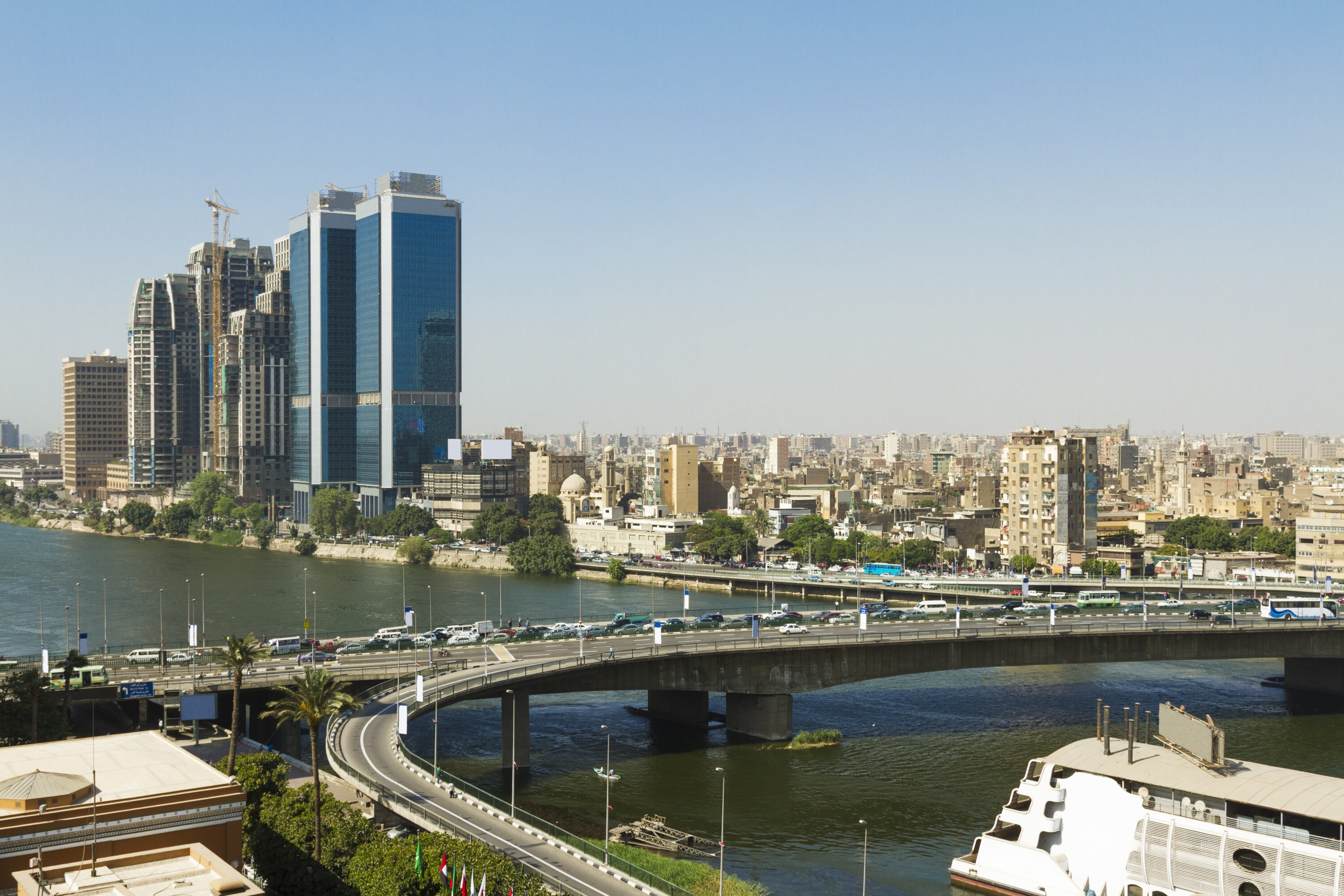 Law firm, Cairo